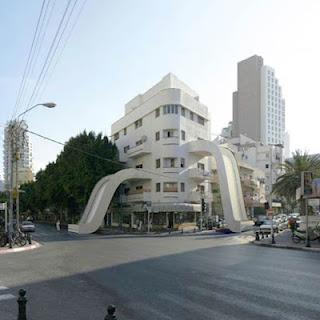 عظمة الأبتكار والتصميم المعماري